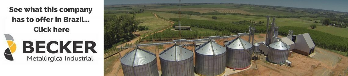 Metal Silos Manufacturer and Agricultural Machinery in Brazil – Becker Metalúrgica Industrial - Latmeco.com