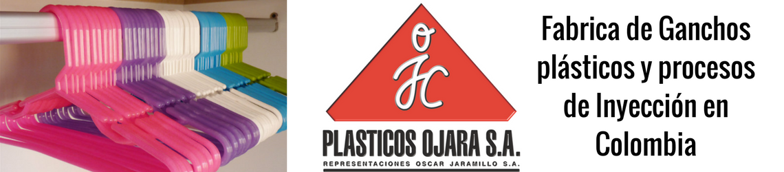 Representaciones Oscar Jaramillo S.A. Plasticos Ojara – Fabrica de Ganchos plasticos y procesos de Inyeccion en Colombia - Latmeco.com