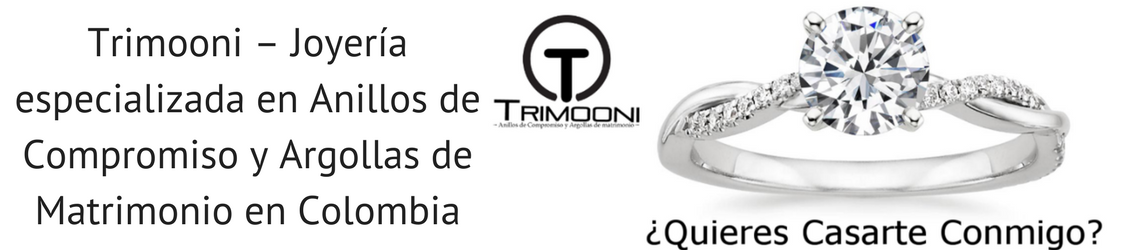 Trimooni – Joyeria especializada en Anillos de Compromiso Argollas de Matrimonio Colombia - Latmeco.com
